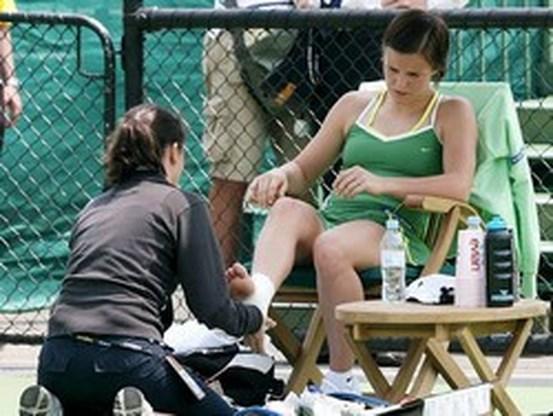 Kirsten Flipkens uitgeschakeld in eerste ronde Australian Open