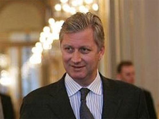 Prins Filip negeert Belgische topmanagers