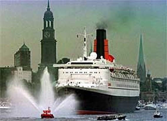 Luxecruiser Queen Elizabeth 2 begonnen aan laatste reis