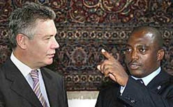 De Gucht erg ontevreden over initiatief Flahaut