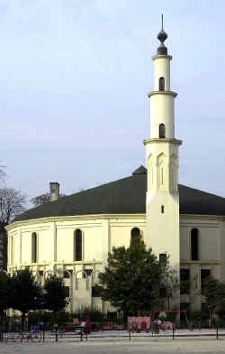 Moskeeën worden op school nog niet vaak als erfgoed beschouwd, in tegenstelling tot kerken en kastelen.