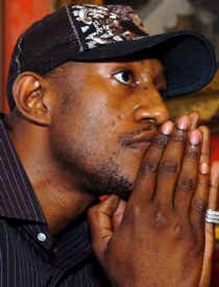 Mbenga hoopt fit te raken voor start NBA