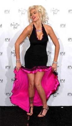 Nog geen rust voor overleden Anna Nicole Smith