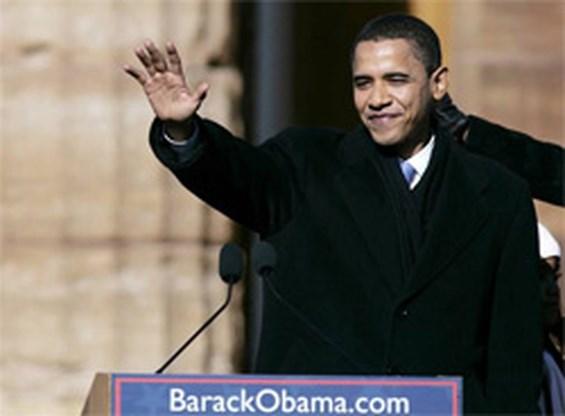 Obama wil tegen 2010 weg uit Irak