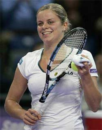 Kimburg wil dat Clijsters blijft tennissen
