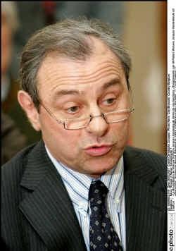 Dominique Harmel, OCMW-voorzitter Sint-Pieters-Woluwe