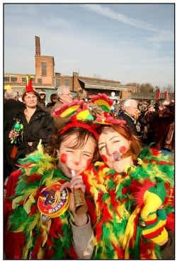Limburg feest rond de Stroopfabriek in Borgloon.