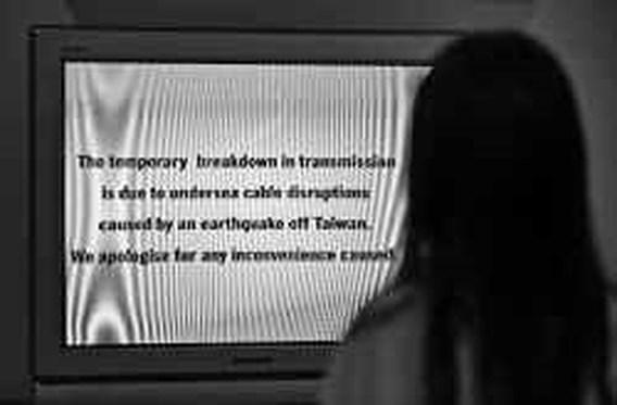 Internet kwetsbaarder voor pannes