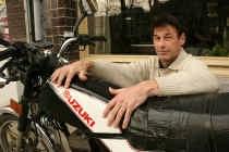 Lucas Van Loock: ,,Rustig rijden is belangrijk.''