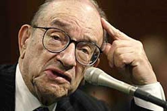 Greenspan waarschuwt voor recessie