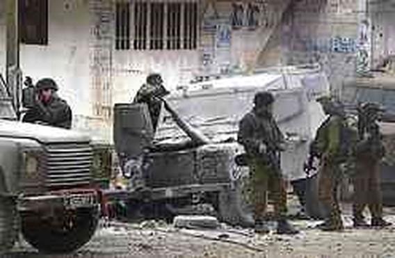 Israëlische leger trekt zich terug uit Nablus