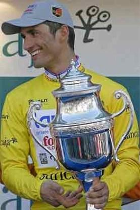 Bennati wint de eerste rit Ronde van Valencia