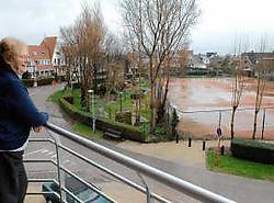 Het vernieuwde Astridpark moet een ontmoetingsplaats voor jong en oud worden. Het groene gedeelte wordt sterk uitgebreid. <br>Michel Vanneuville<br>