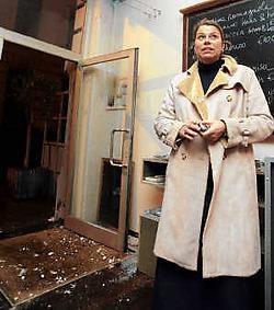 Sylvie Provyn: ,,Een geluk bij een ongeluk.'' gia