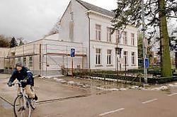 In de Pastorijstraat komt tegen 2009 een nieuwe bibliotheek. Paul De Malsche