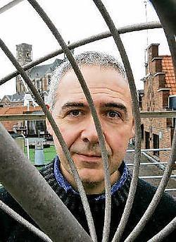 Francis Meeus: ,,In 2000 wijdden we het nieuwe gebouw in. Nu kunnen we de inrichting verbeteren.''Koen Merens<br>