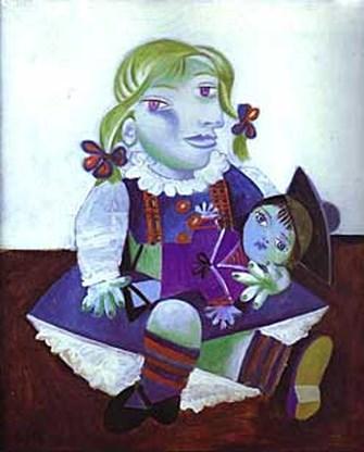 Twee Picasso's gestolen uit woning kleindochter