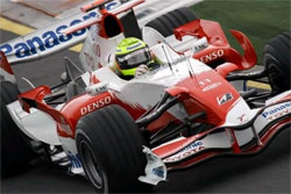 Ralf Schumacher verlaat Toyota