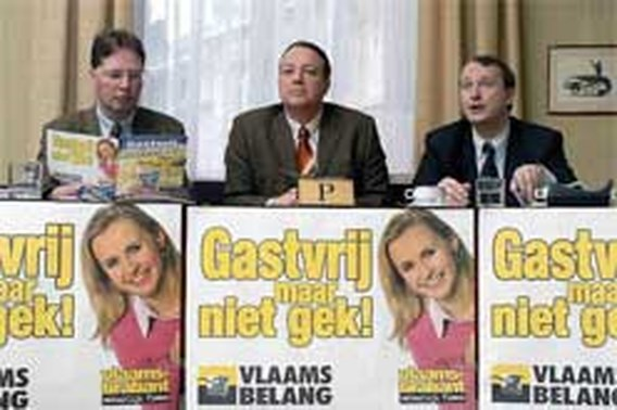 De Man en Goyvaerts trekken VB-kamerlijst in B-H-V en Leuven