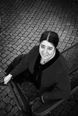 Fatima Bali: 'Een diversiteitmanager in Borgerhout zou binnen de zes maanden resultaten boeken.' Wim Kempenaers<br>
