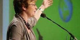 Vera Dua stopt als voorzitter Groen!