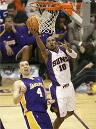 Barbosa is 'beste zesde man' in NBA