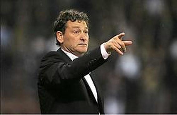Mathijssen niet langer trainer van Charleroi