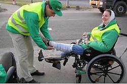 Elk jaar gebeuren er in Limburg 1.000 ongevallen op het werk die leiden tot een blijvende handicap. rr<br>