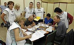 Het team Psychosociale Hulpverlening bewees zijn nut.<br>
