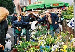 De plantenbeurs zal weer een massa volk op de been brengen.Eddy Van Ranst