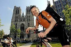Frankie Willems: 'Ik wilde nooit wielrenner worden.<br> Ik heb dat competitieve niet in mij.' Herman Ricour<br>