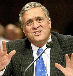 Ex-CIA-baas George Tenet: 'Nooit een ernstig debat over Irak.'belga/afp<br>