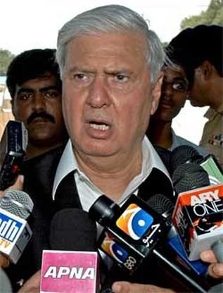 Minister gewond bij zelfmoordaanslag in Pakistan