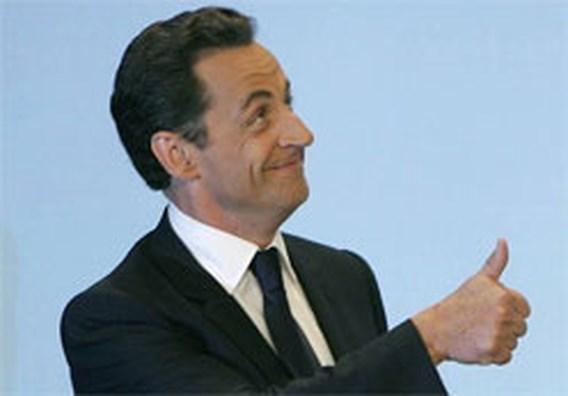 Sarkozy niet langer voorzitter UMP