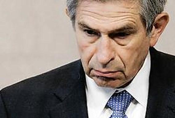 Paul Wolfowitz opnieuw in Amerikaanse regering