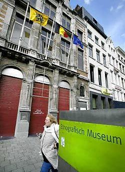Het Etnografisch Museum op de Suikerui verhuist naar het MAS.<br> Wim Kempenaers<br>