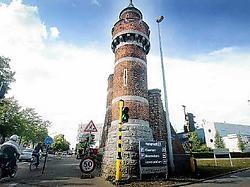 De meningen over het torentje zijn verdeeld.Inge Van den Heuvel<br>