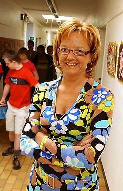 Mia Cattebeke: 'Die nominatie tot Straffe Madam doet me wel iets. Vooral omdat het ook over De Hoge Kouter gaat.' Patrick Holderbeke