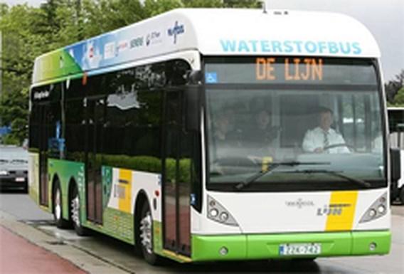 Van Hool maakt eerste volwaardige waterstofbus