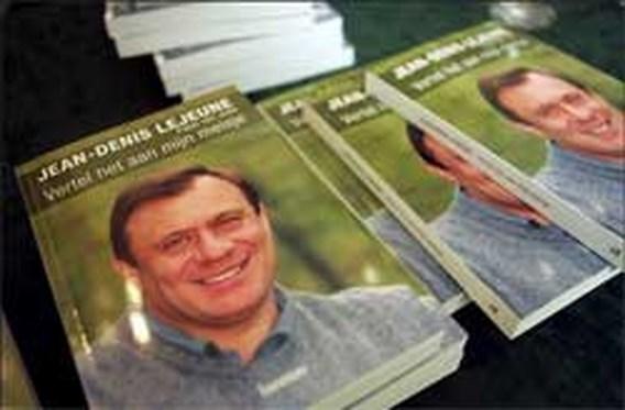 Vader Lejeune stelt ruim 10 jaar na affaire Dutroux boek voor