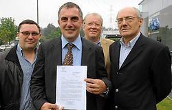 De leden van het Brugse Handelscentrum hebben een brief geschreven naar het schepencollege in verband met de komst van het megacomplex. Michel Vanneuville<br>