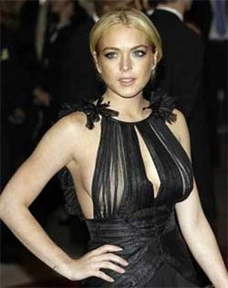 Lindsay Lohan-film grote kanshebber op Razzies