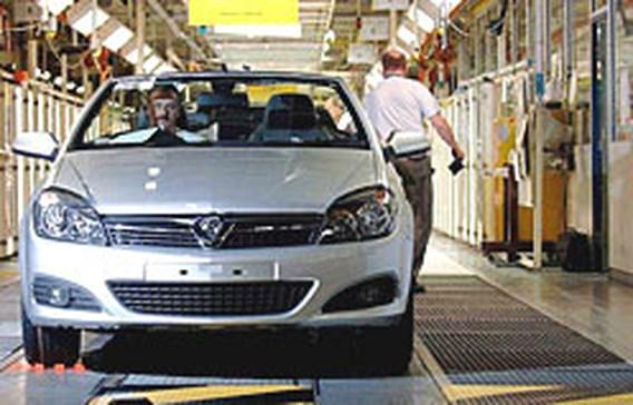 Plots meer werk voor Opel