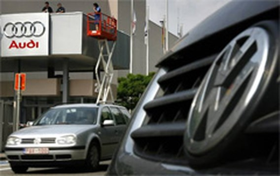Audi-topman ontkent sluiting Brussel