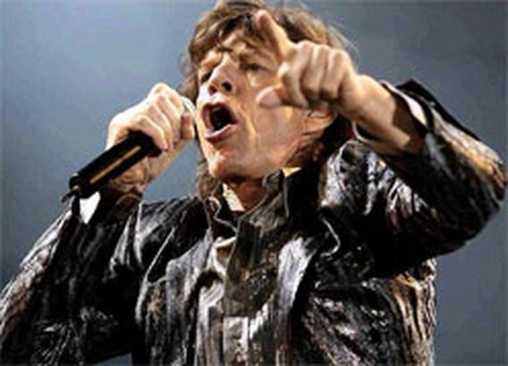 Rolling Stones eten wei van Werchter op