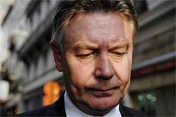 De Gucht 'not amused' met houding Kabila