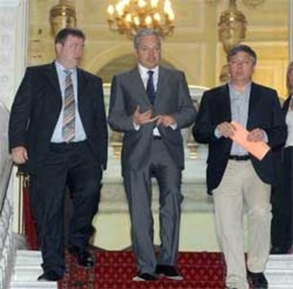 'Nu akkoord staatshervorming, uitvoeren kan later'