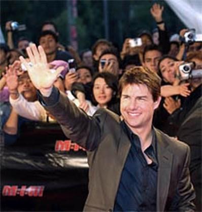 'Tom Cruise stopt met acteren'