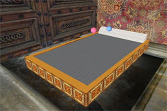 Proces over namaak in Second Life