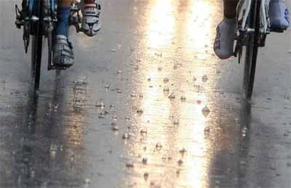 Stormweer verkort eerste rit Parijs-Nice